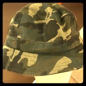 Camo Bucket Hat , NWOT